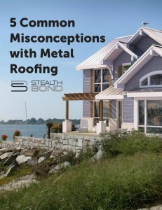 eBook Metal Roof Problems Cover