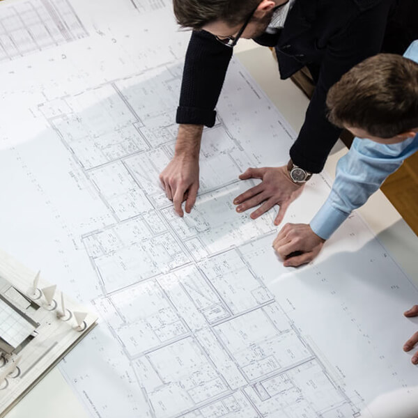 ARCHITECTS & BUILDERS